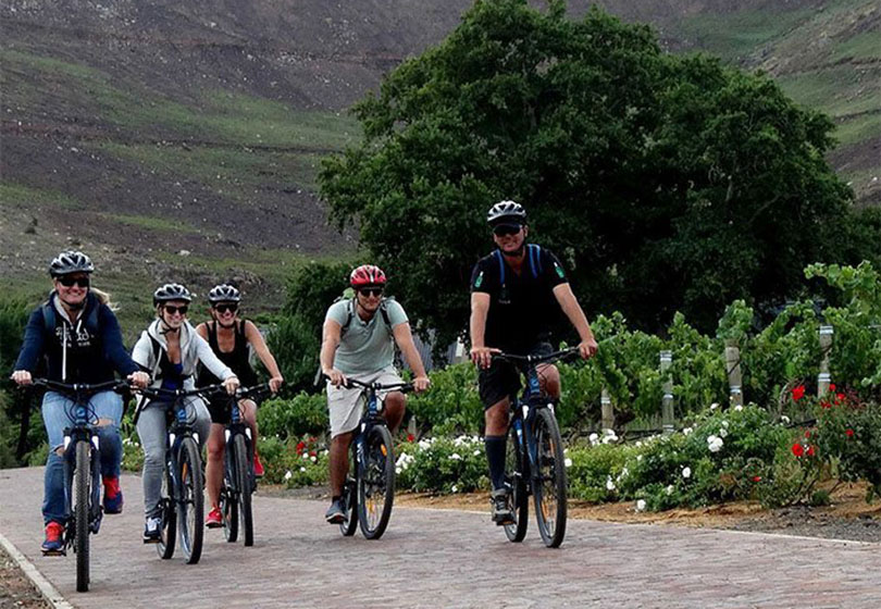 Franschhoek-Bicycle-Tour